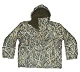 Wildfowler Outfitter Waterproof Insulated Parka, Mossy Oak Shadow Grass Blades, Large