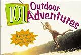 101 Outdoor Adventures, Samantha Beres, 0525467742