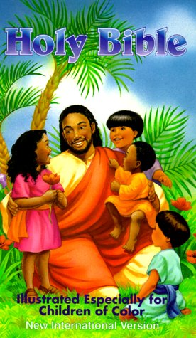 Holy Bible: Illustrated Especially for Children of Color, New International Version