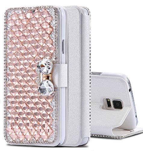 Amazon.com: FidgetKute Estuche Diamantes para S5 / S6 / S6 ...