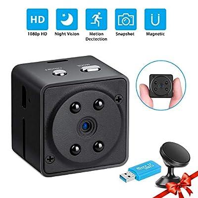 Home Camera, 1080p Wireless IP Security Surveillance System by TUSOJO