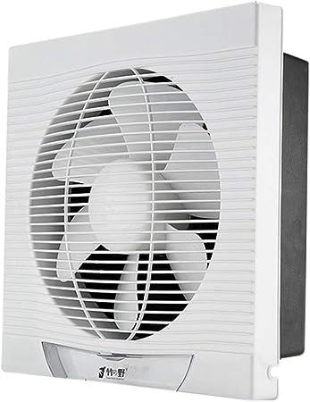 Ventilador de ventilación empotrable, extractor de baño de cocina ...