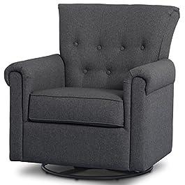 Delta Children Harper Glider Swivel Rocker Chair