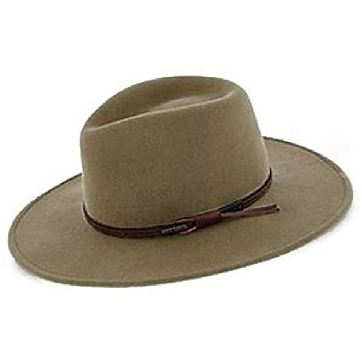 c5d1f19ddec Stetson Bozeman Crushable Outdoor Wool Felt Hat