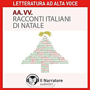 Racconti italiani di Natale Hörbuch
