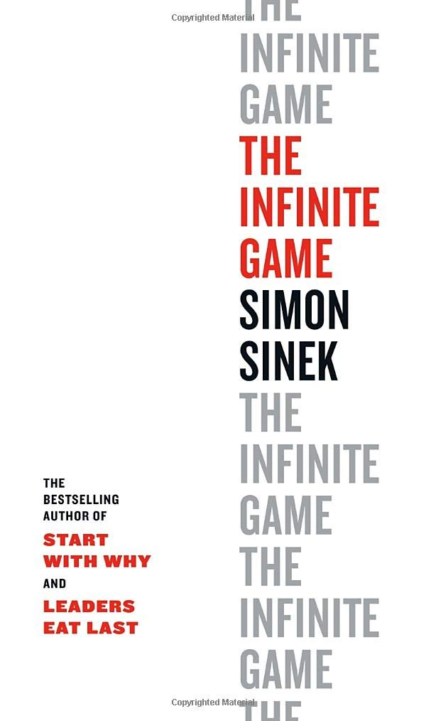 Amazon Fr The Infinite Game Simon Sinek Livres