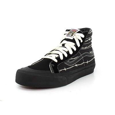 Vans Unisex Sk8-Hi 138 SF Barbed Wire Sneaker | Fashion Sneakers
