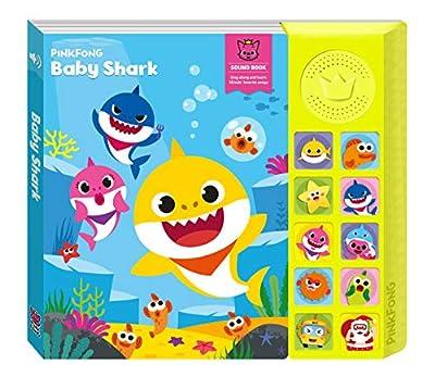 Baby Shark Official Sound Book