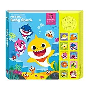 Pinkfong Bébé Requin Son Livre pour Enfants 2