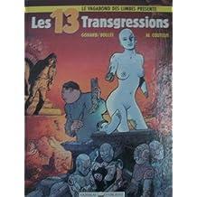 Les 13 transgressions