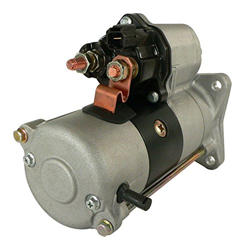 DB Electrical SND0622 New Starter For 5.9 5.9L 6.7 6.7L Dodge Ram Pickup Truck 2007 2008 2009 07 08 09 ND428000-6110 4934925 68002981AA 68049020AA 428000-3330 428000-3331 19029 19183
