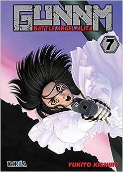 Gunnm (battle Angel Alita) 7 por Marcelo Vicente epub