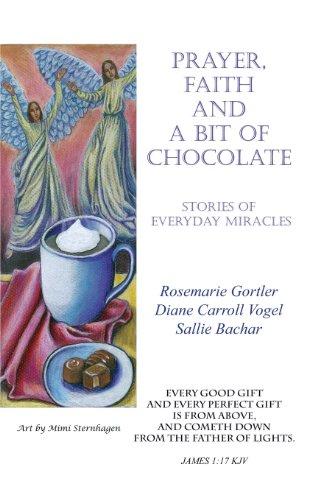 Prayer, Faith and a Bit of Chocolate