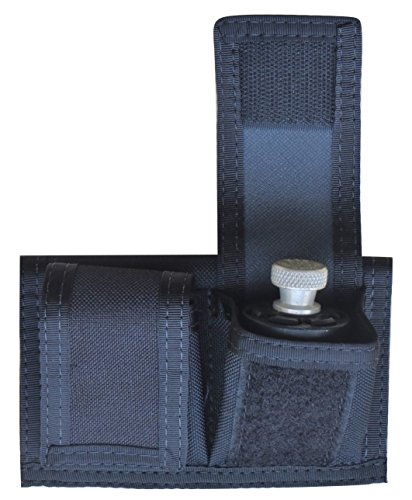 (Double Speedloader Belt Pouch - Universal Fit 22 Mag thru 44 Mag)