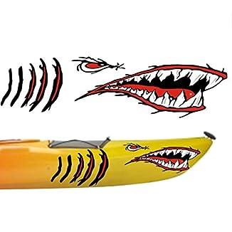 Calcomanias para kayak 2