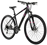 Diamondback Bicycles Calico Sport Womens Dual Sport Bike, 16″ Frame, 18″/Medium Review