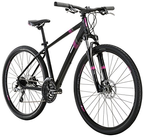 Diamondback Bicycles Calico Sport Womens Dual Sport Bike, 16″ Frame, 16″/Small Review