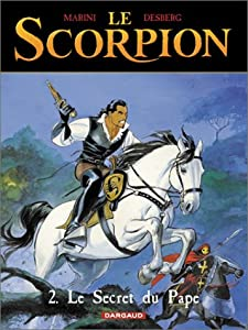 "Afficher ""Le Scorpion. n° 2 Le secret du pape"""