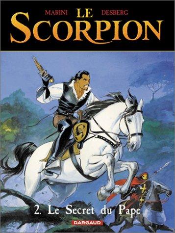 Le Scorpion. n° 2 Le secret du pape