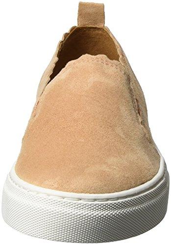 Mela Di Eden Damen Tania Sneaker Beige (nudo)