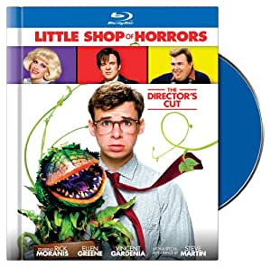 Little Shop of Horrors: The Director's Cut + Theatrical (BD) [Blu-ray]