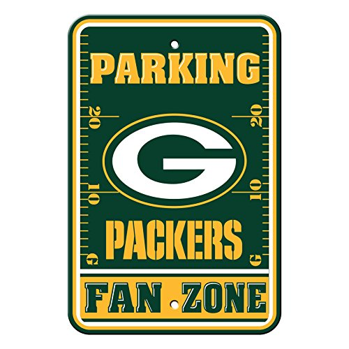 - Fremont Die Official National Football League Fan Shop Authentic NFL Parking Sign (Green Bay Packers)