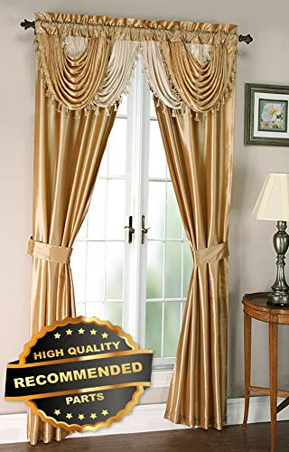 Gatton Amore Window in a Bag Curtain Set - Assorted Colors | Style WNDWSCURT-01120191 |