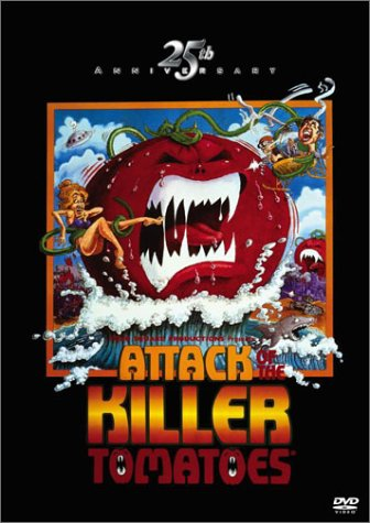 Attack of the Killer Tomatoes (25th Anniversary Edition) by WEA DES Moines Video