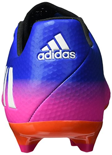 Homme 2 Orange 16 Blue adidas Bleu Chaussures White de Solar Football Messi FG Ftwr T0EwESq