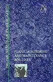Plant Monitoring and Maintenance Routines (IMechE Seminar Publications) Pdf