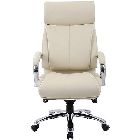 Cuir Premium Chaise Pivotante Et Dossier Savona De Habillage Bureau kOX0w8nP