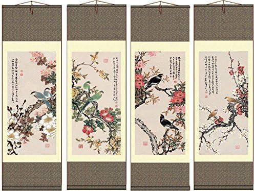Grace Art Asian Wall Scroll