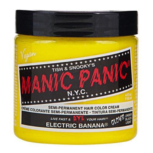 MANIC PANIC Hair Color Cream 118ml - Yellow by Manic Panic