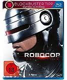 Robocop 1-3 Collection [Blu-ray]