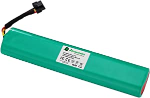 Upgraded Powerextra 12V 4500mAh Ni-Mh Replacement Battery Pack for Neato Botvac Series and Botvac D Series Neato Battery Neato Botvac Battery 70e, 75, 80, 85, Neato Robot Vacuum Cleaners