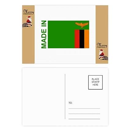 Tarjetas de agradecimiento hechas en Zambia Country Love ...