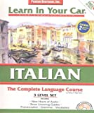 img - for Learn in Your Car Italian Complete (Italian Edition) book / textbook / text book
