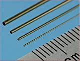 """Slide Fit Brass Tubes 1.2mm, 1.4mm, 1.6mm and 1.8mm (12"""" Long) - SFT7"""