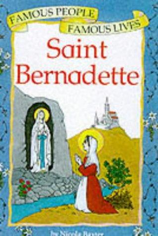 Saint Bernadette (Famous People, Famous Lives) pdf epub
