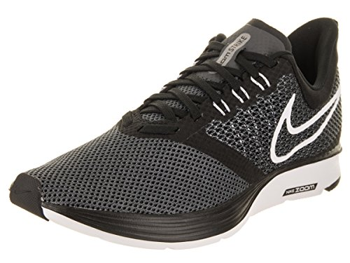 001 dark Corsa Nero Donna Black Scarpe Grey Strike White Nike da Zoom anthracite Zp71x1