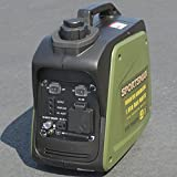 4-Stroke Compact Size 1000 Watt 1.3 HP Portable Inverter Generator