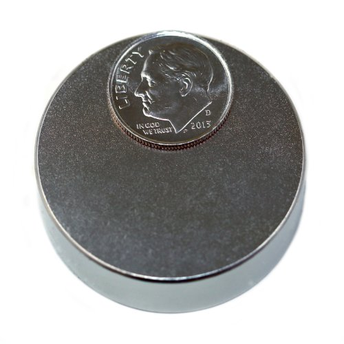 Applied Magnets 1 5 Quot X 1 2 Quot Neodymium Disc Magnet Buy