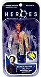 Heroes Mezco Toyz Wizard Exclusive Limited Edition Action Figure Phasing Peter Petrelli [Partially Clear]