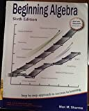 BEGINNING ALGEBRA-W/CD, Man M. Sharma, 1888469927