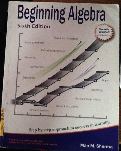 Read Online Beginning Algebra ebook