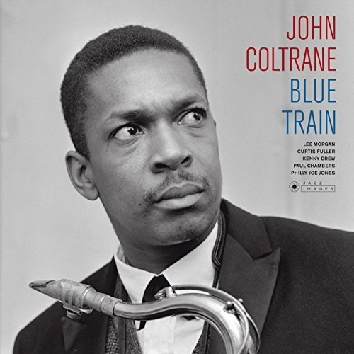 Vinilo : John Coltrane - Blue Train 1 Bonus Track (Cover Photo By Jean-Pierre Leloir) (Gatefold LP Jacket, 180 Gram Vinyl, Bonus Track, Deluxe Edition, Spain - Import)
