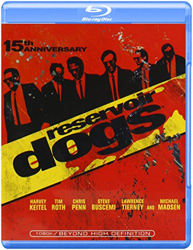Blu-ray : Reservoir Dogs (, Digital Theater System, Dolby, Widescreen, Sensormatic)