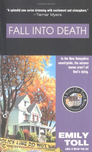 Fall into Death (A Booked for Travel Mystery #3)
