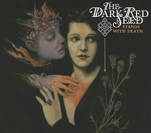 CD : Dark Red Seed - Stands With Death (Digipack Packaging)
