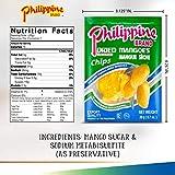 Philippine Brand Dried Mangoes Fruit Snacks {12